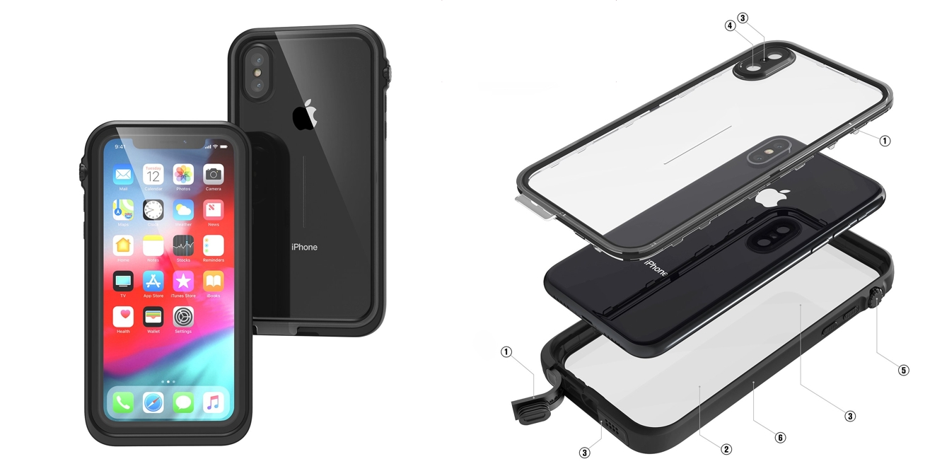 super popular fb5db b528e Catalyst announces Waterproof Cases for iPhone XS, XS Max, and XR