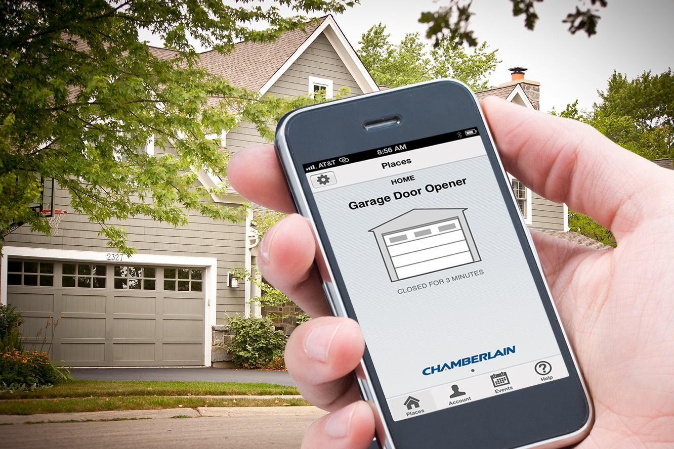 myq garage doorChamberlain announces HomeKit support for MyQ garage door openers