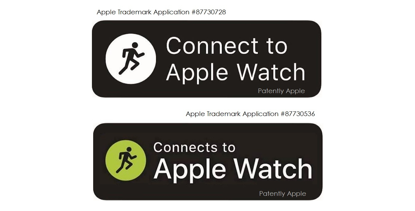 Apple files for 'Connects to Apple Watch' trademarks