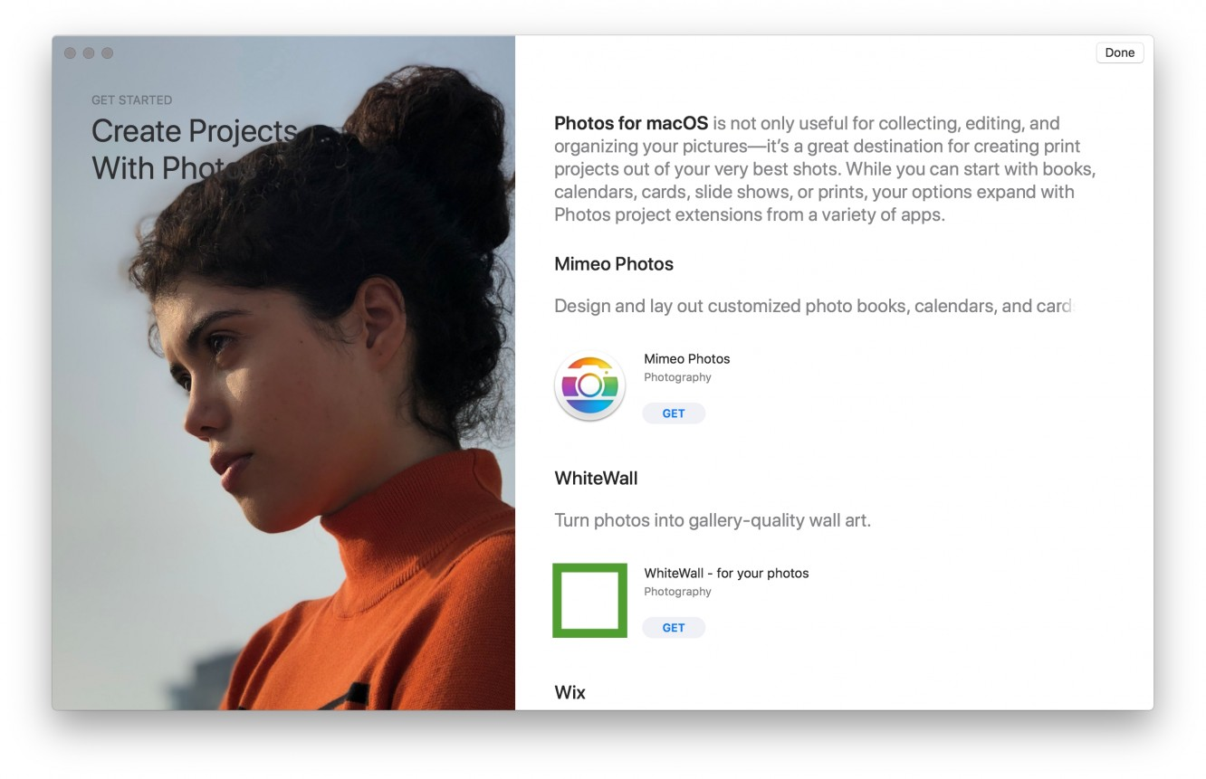 News: Apple axes photo printing service, points users to App Store Photos extensions
