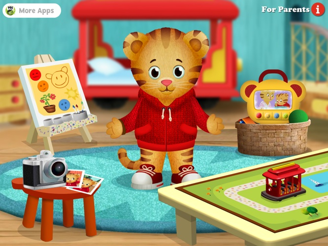 Apps of the Week: Daniel Tiger's Grr-ific Feelings, Godus, Oceanhorn 2.0 + More