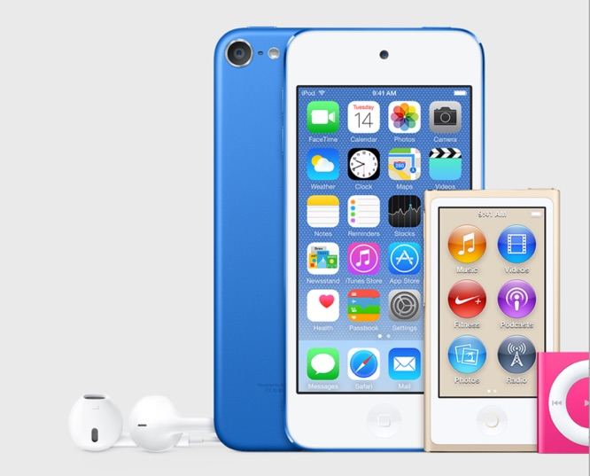 New iPods coming July 14? 1