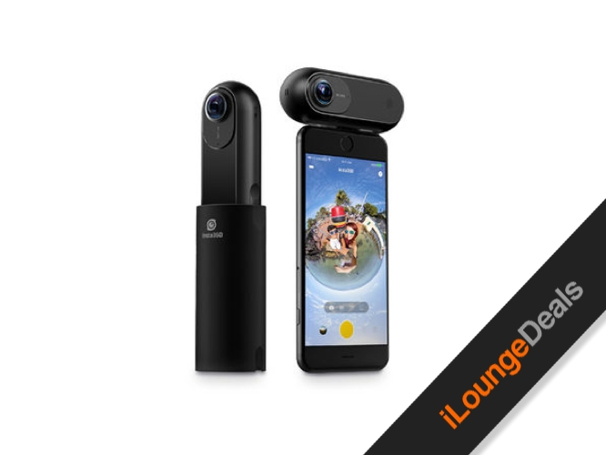 Daily Deal: Insta360 ONE 4K Action Camera 1
