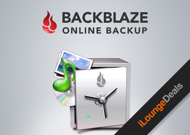 Daily Deal: Get one year of BackBlaze for only $25