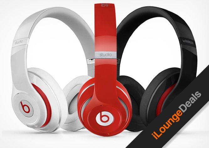 Daily Deal: Enter to win a pair of wireless Beats studio headphones 1