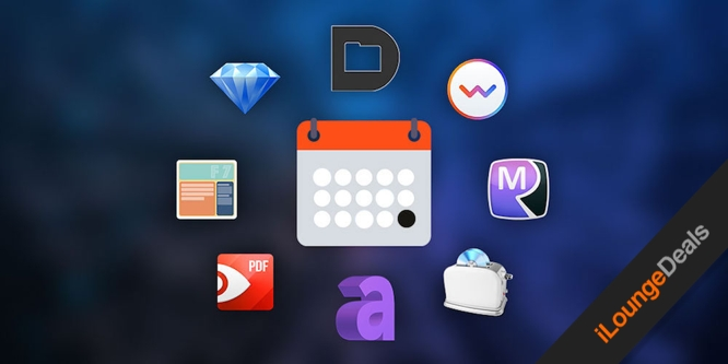 Daily Deal: The Black Friday Mac Bundle, featuring PDF Expert and Roxio Toast Titanium