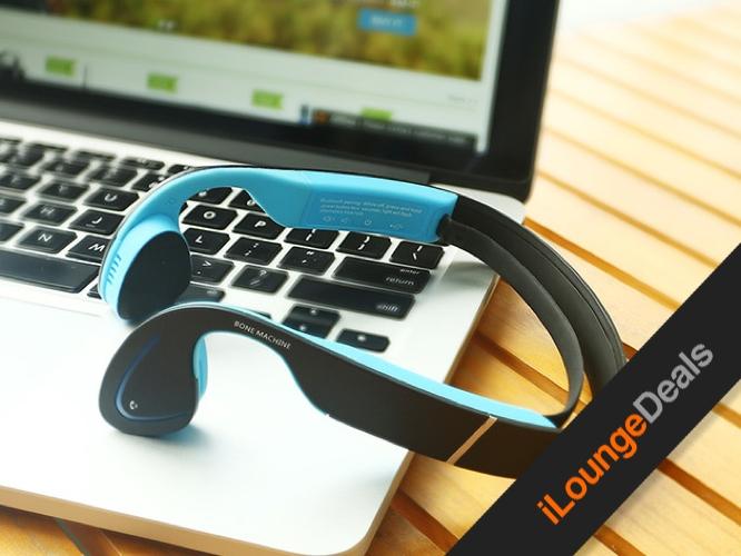 Daily Deal: Bone Conduction Bluetooth Headphones