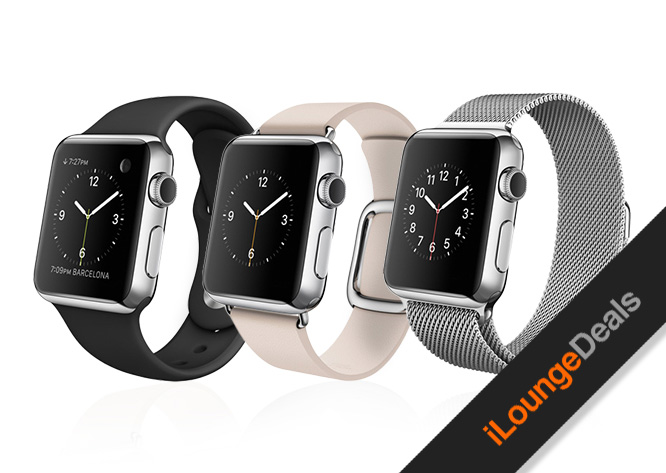 Daily Deal: Last Chance To Enter The Choose Your Own Apple Watch Giveaway