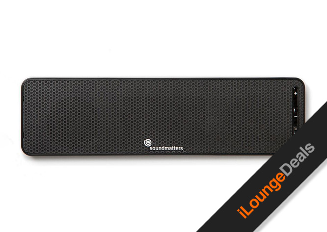 Daily Deal: DASH A Bluetooth Soundbar Speaker