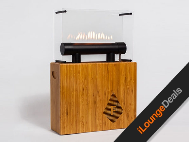 Daily Deal: Fireside Audiobox Bluetooth Speaker