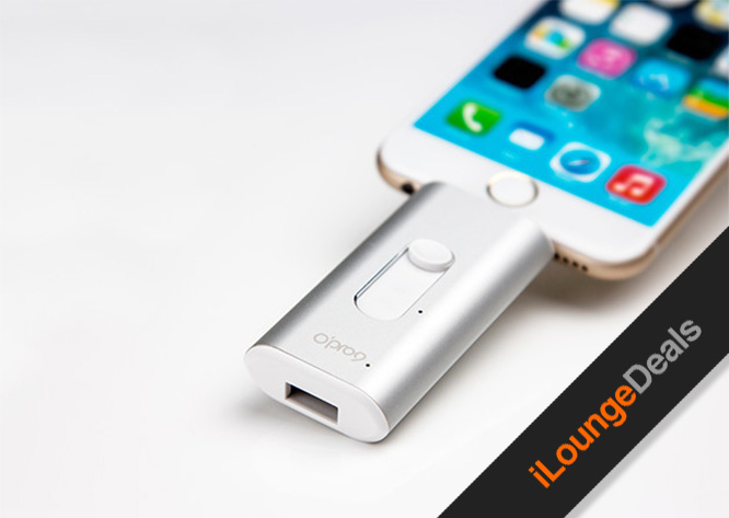 Daily Deal: iSafe Drive Lite (32GB)