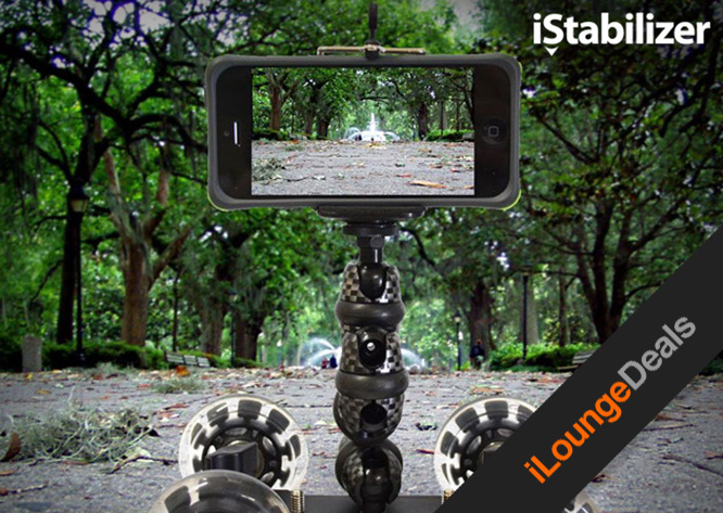 Daily Deal: Get The iStabilizer Dolly and take studio-quality video on your iPhone