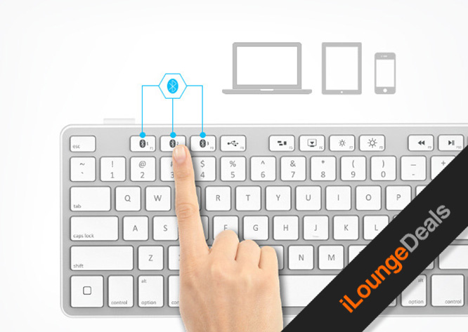Daily Deal: The Multi-Sync Keyboard Giveaway