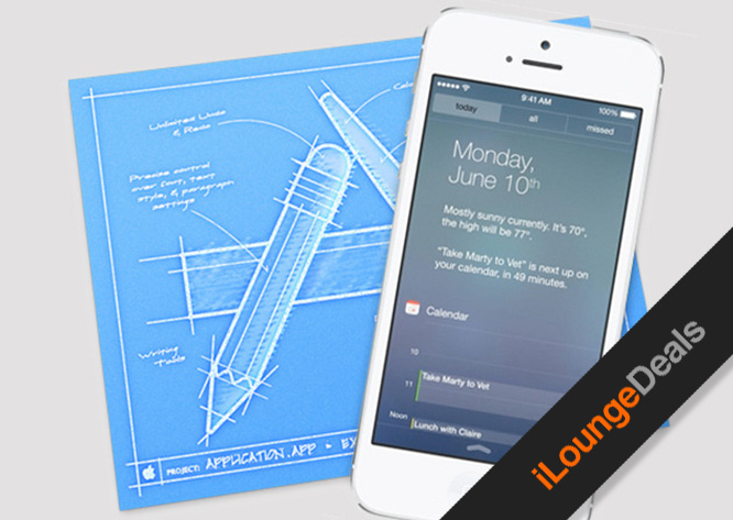 Daily Deal: Get The iOS 7 Developer Bundle for 79% off