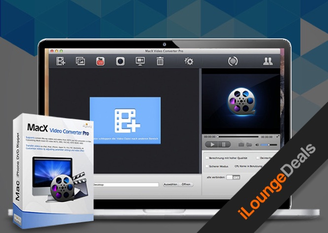 Daily Deal: Mac App Roundup—NetSpot Pro, Time Doctor, MacX DVD Video Converter