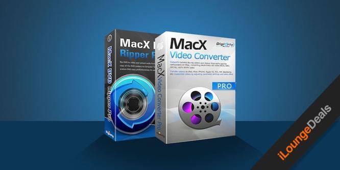 News: Daily Deal: The MacX Media Conversion Lifetime License Bundle