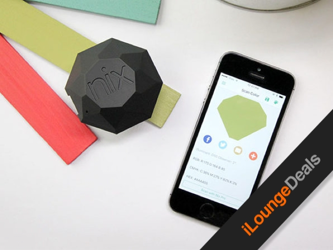 Daily Deal: Nix Pro Color Sensor