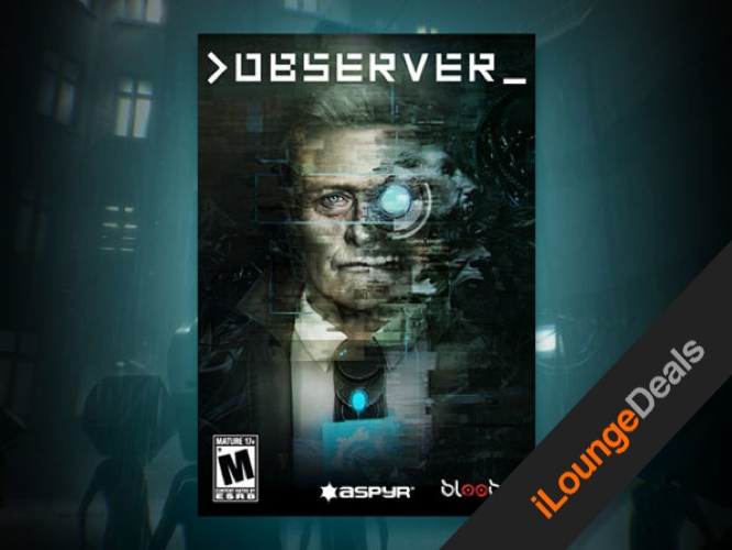 News: Daily Deal: >observer_ Steam Key