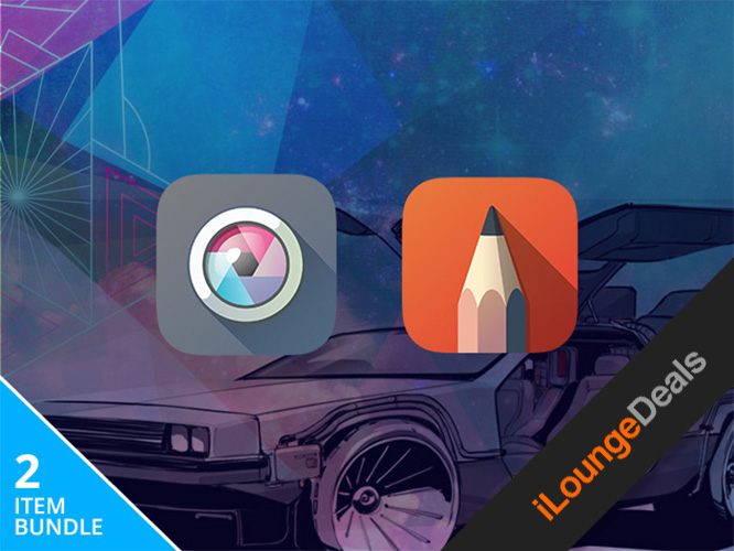 Daily Deal: Pixlr Pro & SketchBook Pro, 1-Yr Subscription | iLounge News