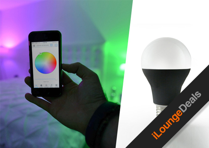 Daily Deal: SMFX Smart Bulb