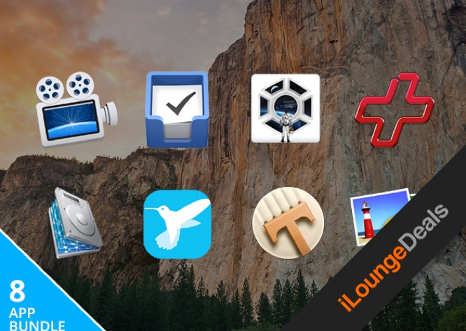 Daily Deal: The Ultra-Premium Mac Bundle – get 8 world class Mac apps for 90% off