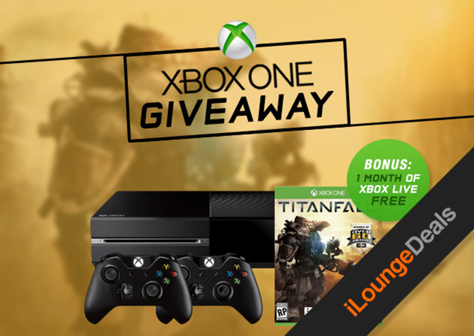 Daily Deal: The Xbox One Titanfall Giveaway