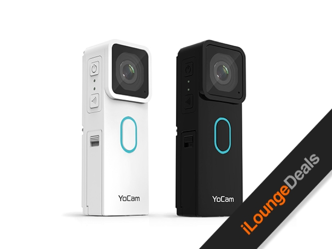 Giveaways contests ilounge daily deal yocam versatile waterproof camera fandeluxe Choice Image