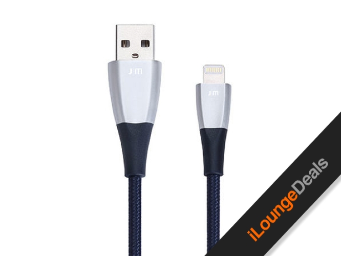News: Daily Deal: ZinCable Ultra-Strong MFi-Certified Lightning Cable