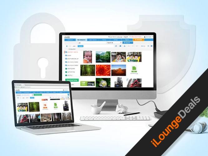 Daily Deal: Zoolz Cloud Storage, 3TB Lifetime Subscription
