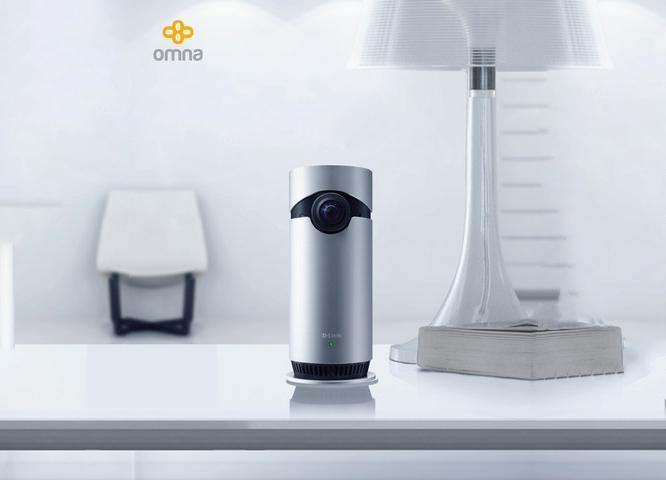 D-Link announces Omna 180 HomeKit-compatible Camera 1