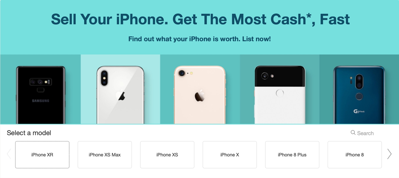 eBay launches 'Instant Selling' program for used iPhones
