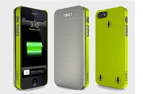 uNu debuts Ecopak iPhone 5 battery case 1