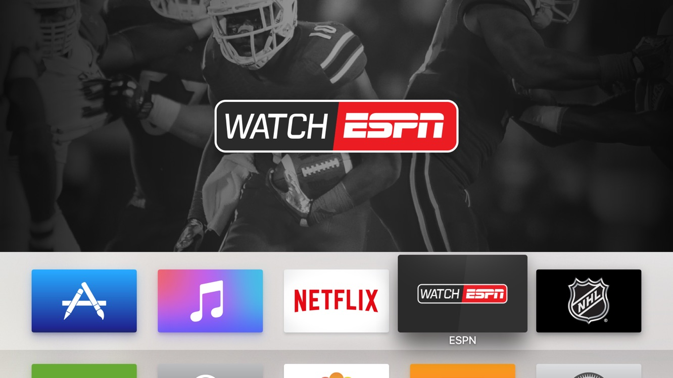 ESPN is in talks with Apple about streaming service
