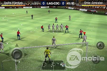 EA releases FIFA 10 for iPhone, iPod touch