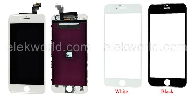 iPhone 6 parts leak reveals front panel variation