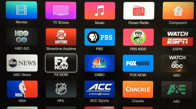 Fx app on apple tv