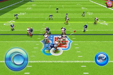 Gameloft reveals NFL 2010, Modern Combat FPS
