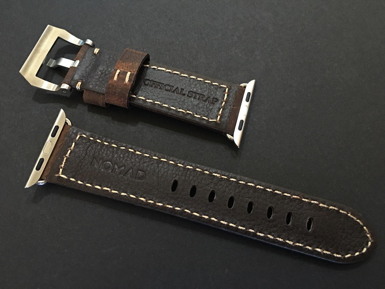 Nomad Apple Watch Strap