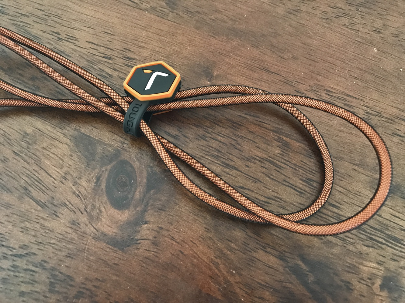 ToughTested 8' Pro Armor Weave Lightning Cable