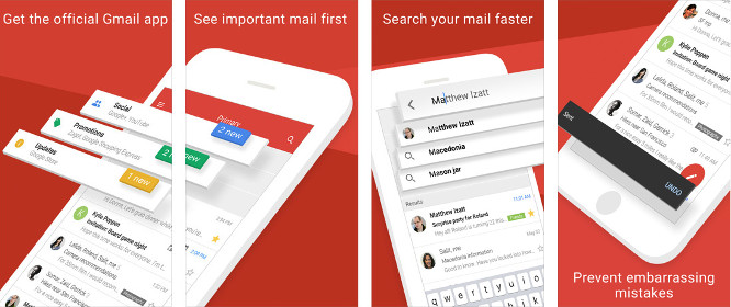 Google brings 'undo send' feature to Gmail iOS app