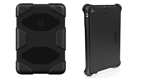 Griffin, Ballistic unveil iPad mini cases 1