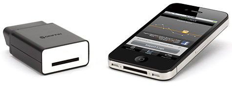 Griffin outs CarTrip auto accessory for iOS 1