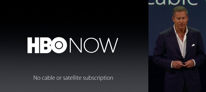 Apple unveils HBO Now channel on Apple TV 1
