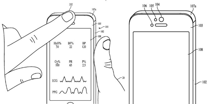 Apple patents way to use FaceTime camera and sensors to take health measurements