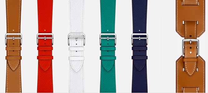 Hermés Apple Watch bands to be sold separately