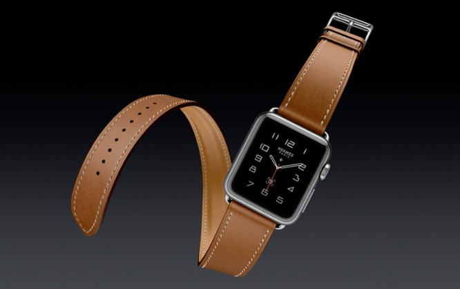 Ive discusses Hermès Apple Watch partnership