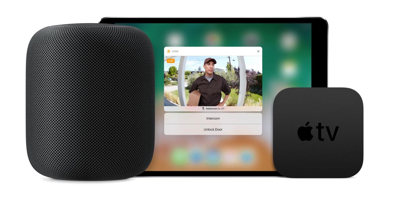 Doorbell category vanishes from Apple's U.S. HomeKit page