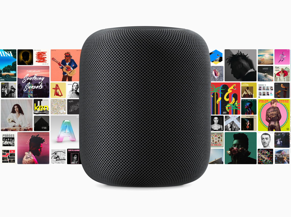 Report: HomePod will support iTunes Match