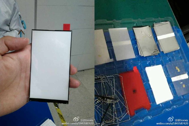 "Backlight panel for 4.7"" iPhone leaked?"