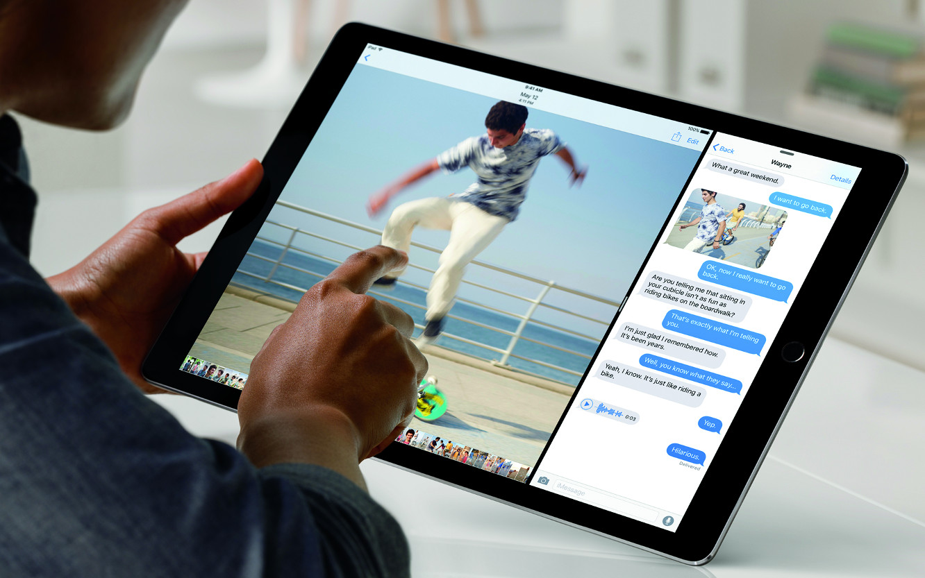 Some users report iPad Pro unresponsive after long charge, requiring restart